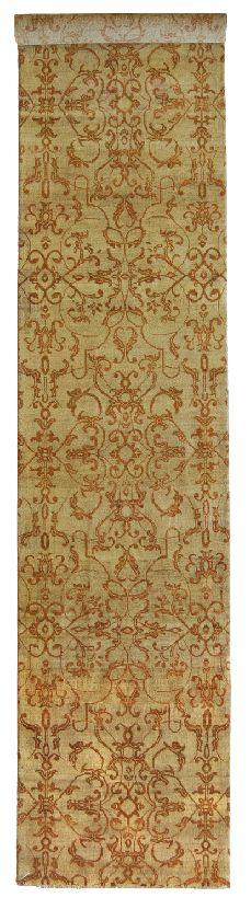 Bhadoh Carpets hallway