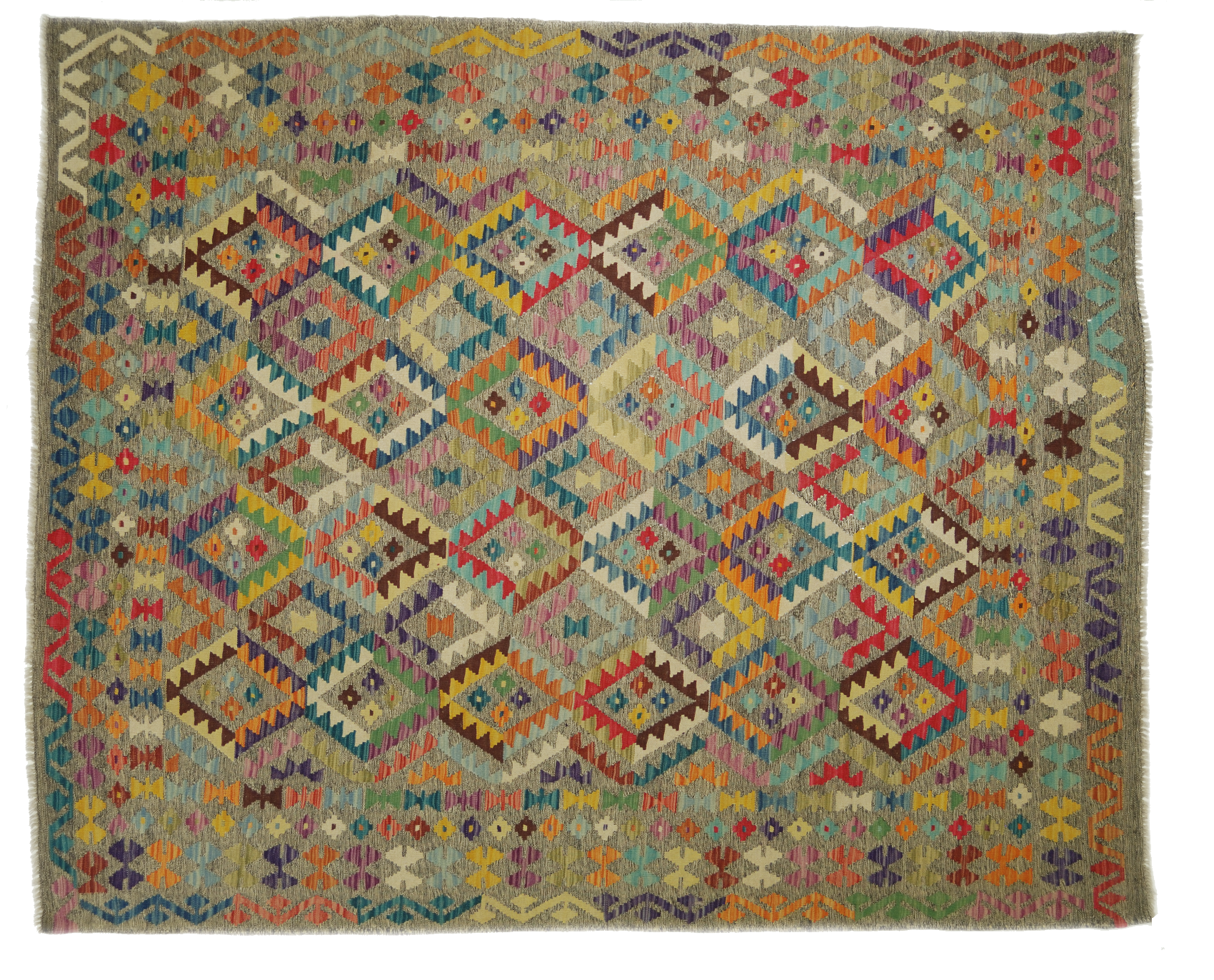 kilim afgan carpet