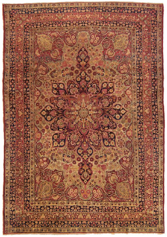 tappeto persiano antico
