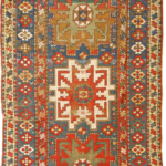 Antique Caucasian Carpets: Geometries and Colours