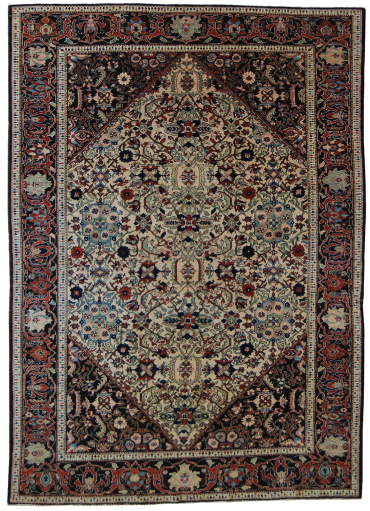 ferahan anatolian carpet