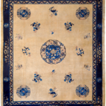 Among Dragons, Flowers and Snakes: Discover the Chinese Carpet's Motifs