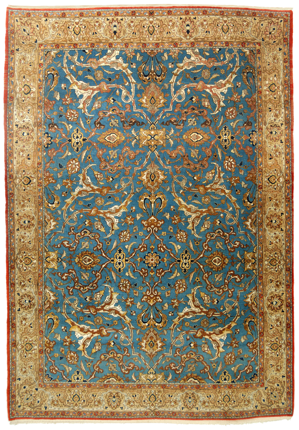 carpet old persian