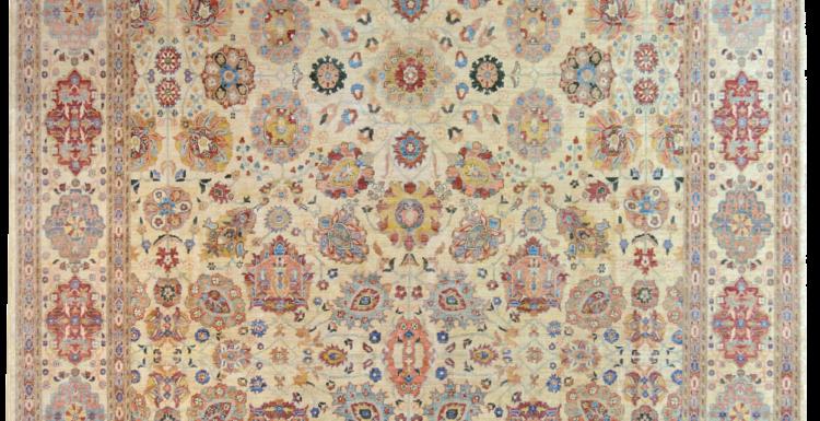 peshawar carpet classic