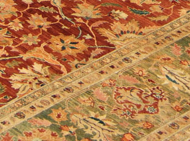 details peshawar carpet