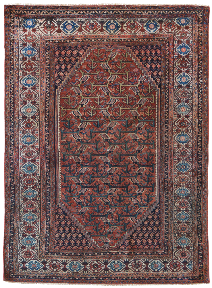 malayer ancient carpet