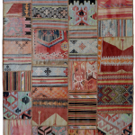 Modern Patchwork Carpets, for an Excentric and Exuberant Style