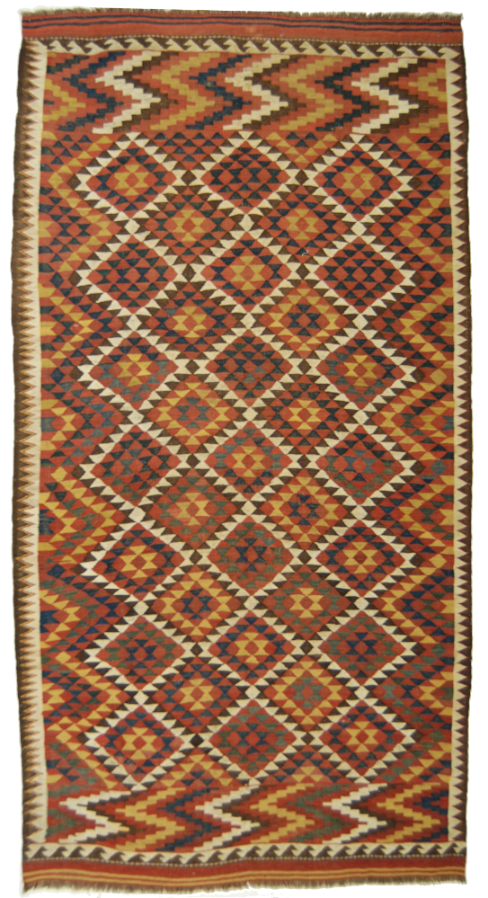 antique old kilim