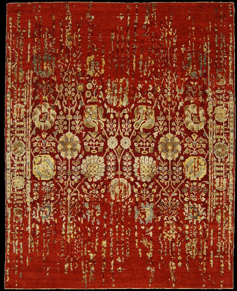 tibet modern carpet
