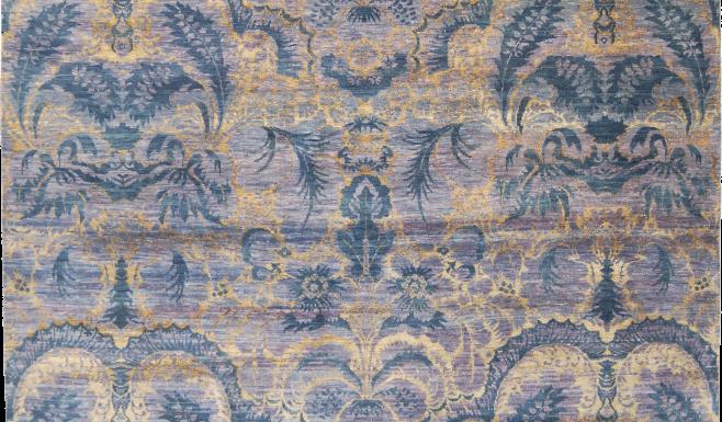 modern bhadohi carpet