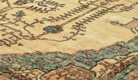 uzbek carpet